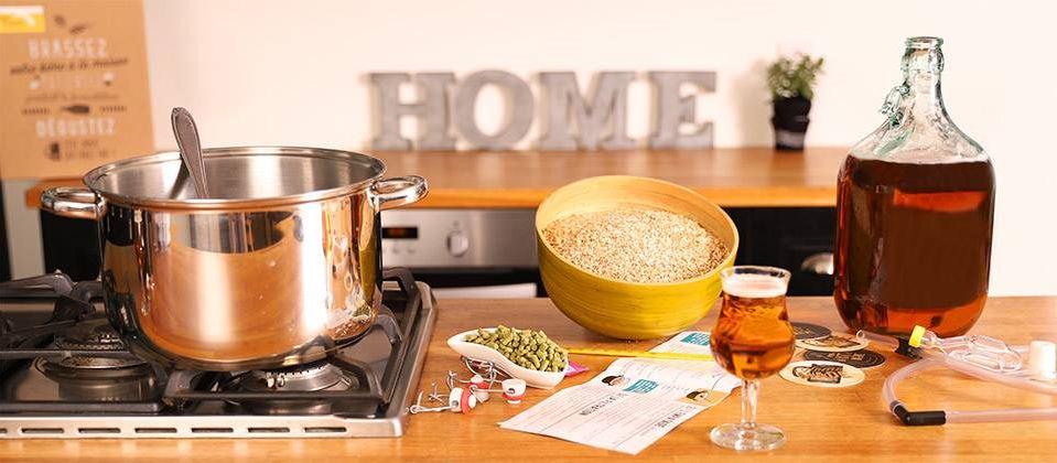 comment brasser sa biere maison avec mon kit a biere my community beer le blog