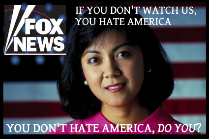 Fox News... Because you love America