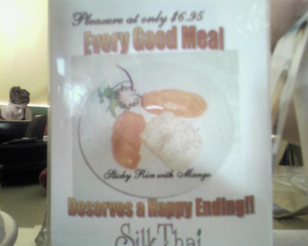 Every Meal Deserves A Happy Ending!