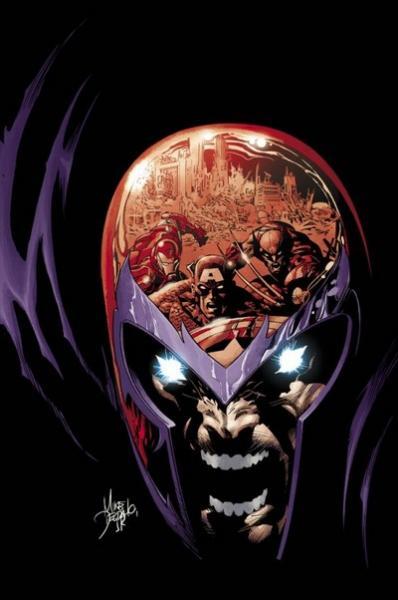 Pissed Off Magneto
