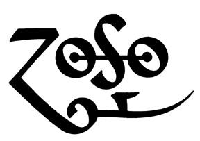 Led Zeppelin Band Member Symbol