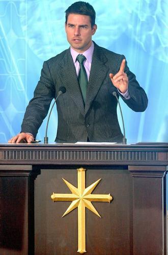 Scientologist-speech