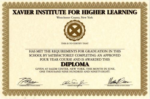 x-men-diploma