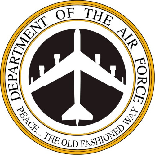 department of the air force - peace the old fashioned way