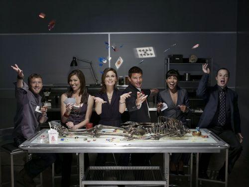 Poker Group - Bones