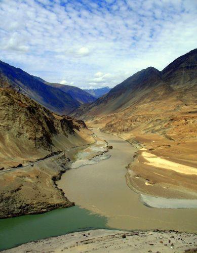 desert rivers join