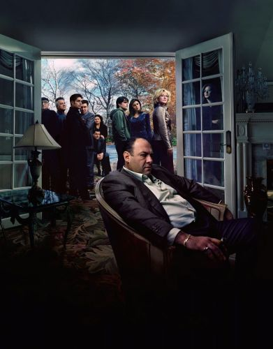 Sopranos Advert
