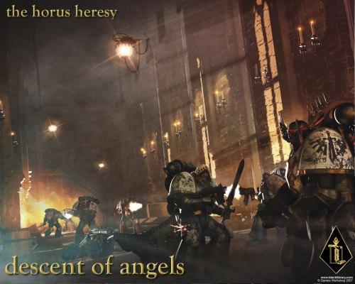 warhammer 40k - descent of angels