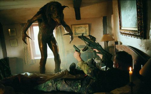 Werewolf Alarm Clock