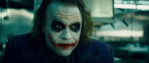 Joker's pretty face
