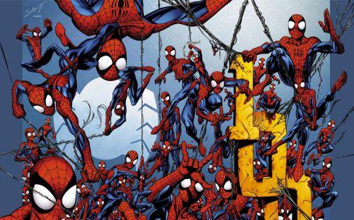 Ultimate Spider-Man 100 Wallpaper