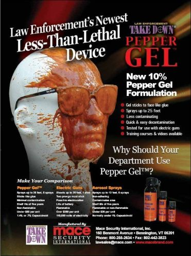 pepper gel