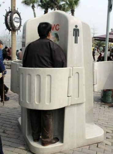 Publick Urinal