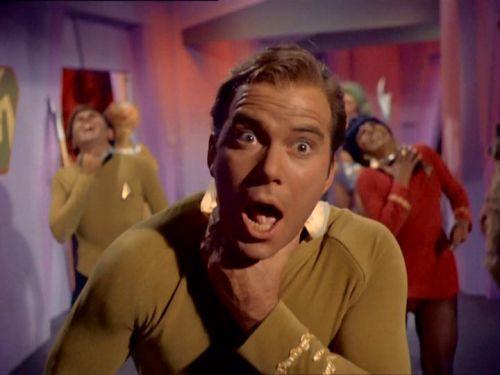 Kirk - Choke yourself