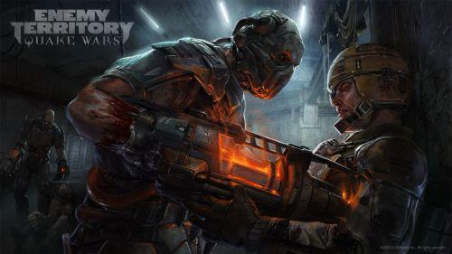 Quake Wars - Enemy Territory
