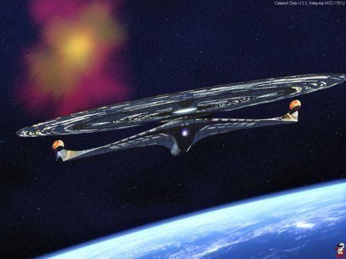 USS Enterprise NCC-1704J