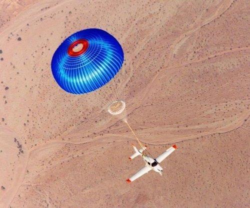 Small Air Craft parashoot