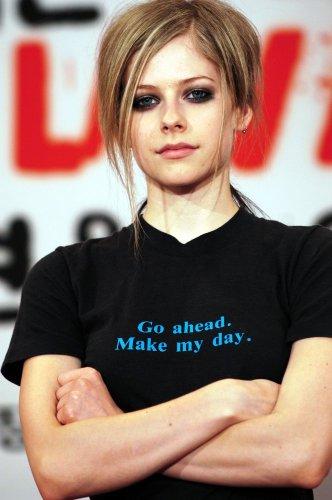 Avril Lavigne - Go Ahead Make my day