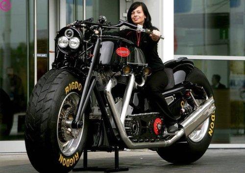 Gunbug Motorcycle