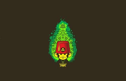 radiation monkey