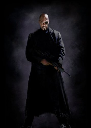 samuel Jackson is nick fury
