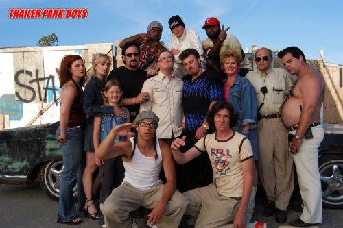 Trailer Park Boys Cast
