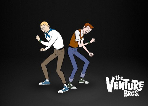venture brothers brothers
