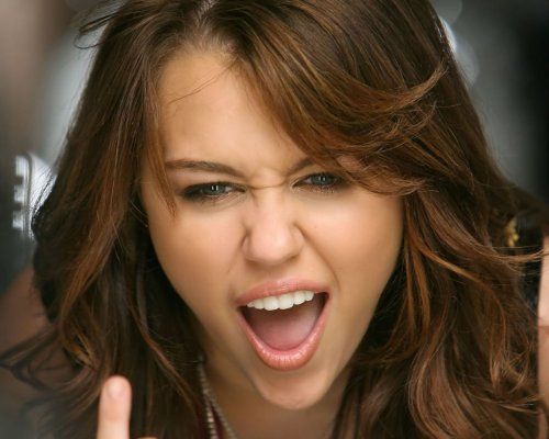 Miley Cyrus Is Angry