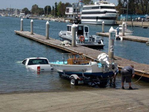 Boat Dock Fail
