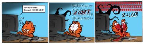 Garfield - ZALGO