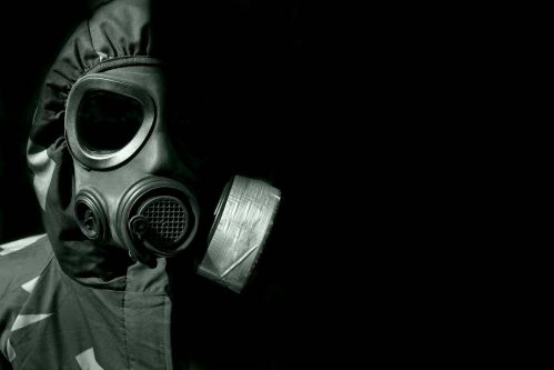 full body ABC Gas Mask