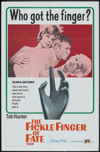 the fickle finger of fate - who got the finger