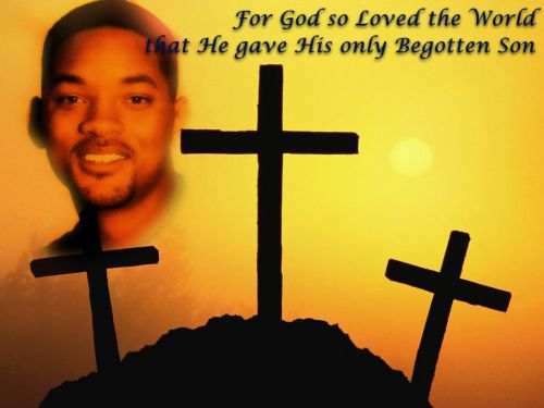 for God so loved the world that He gave His only Begotten Son