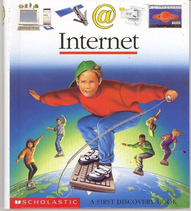 internet book