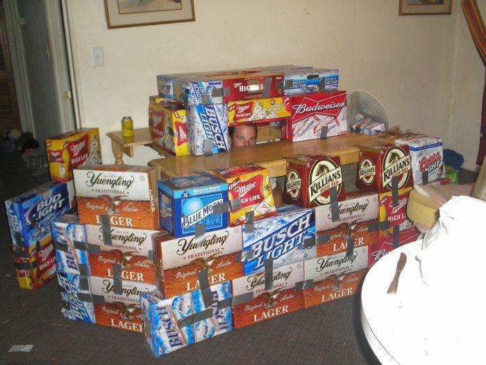 alcohol box fortress