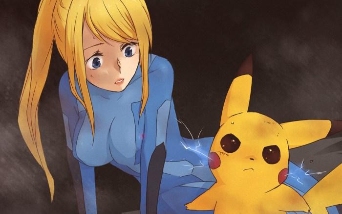 pikachu and shamus