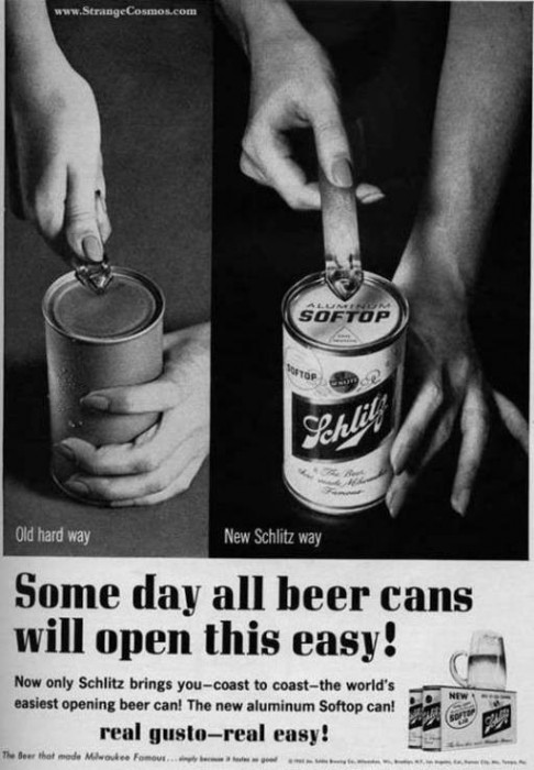 some day all beer cans will open this easy