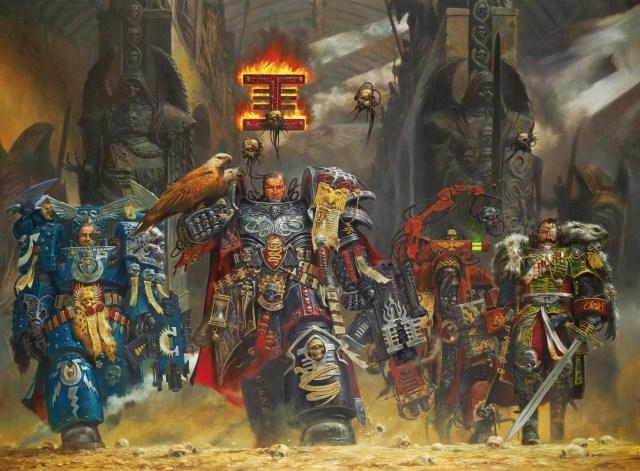 warhammer inquisition