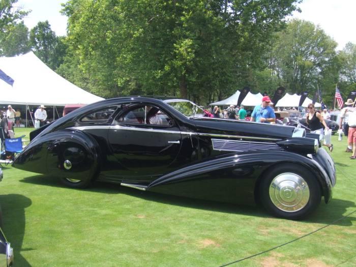 classic concept car