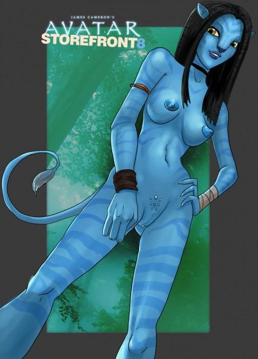 nsfw - avatar nude