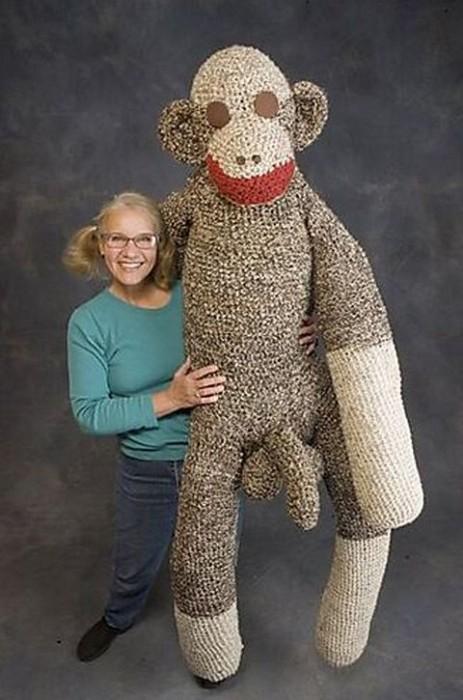 nsfw - stuffy monkey