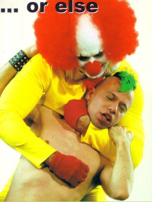 clowns will kill you