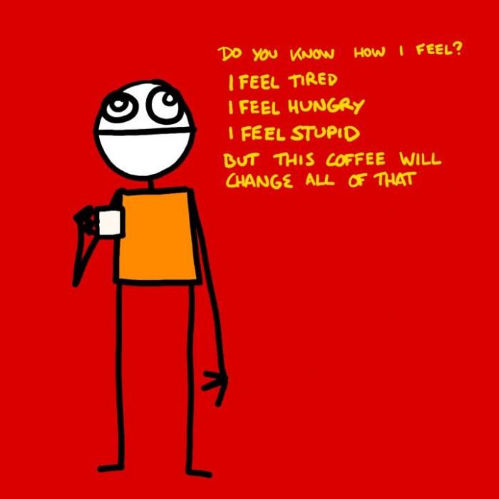 Coffee Addiction