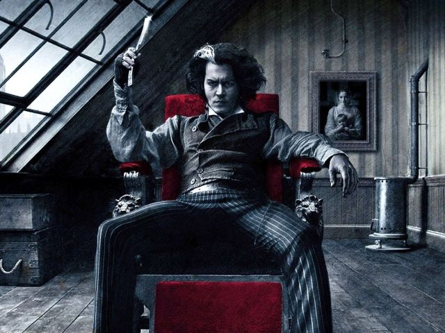 sweeny todd painting