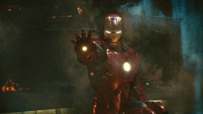iron man 2 - talk to the hand