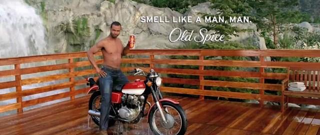 Smell like a man, man