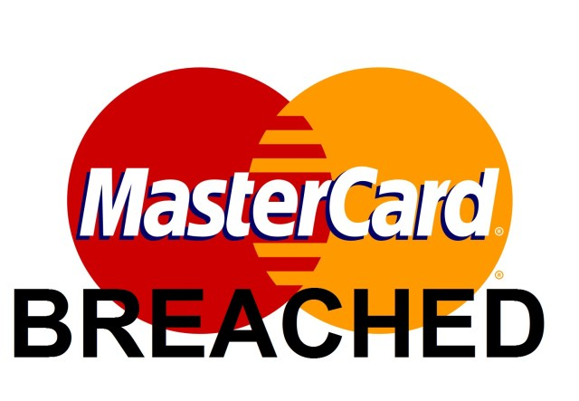 mastercard - breached