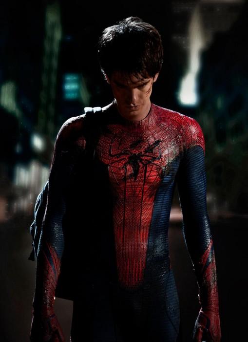 spider-man is emo