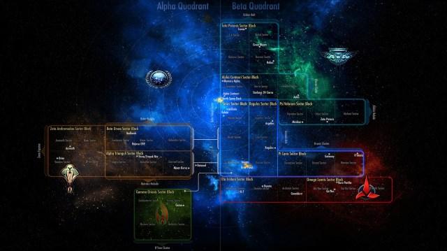 star trek online universe