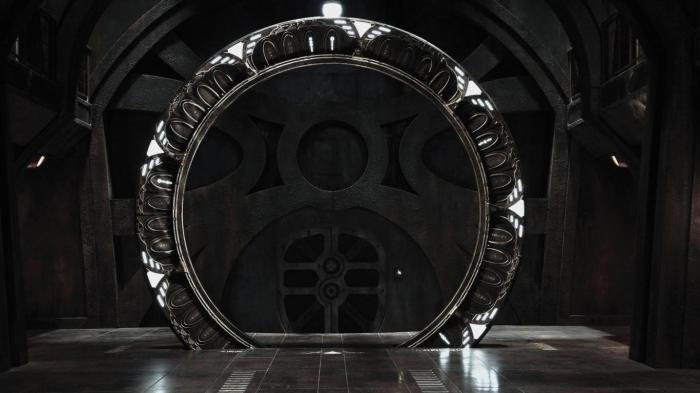 stargate universe - gate